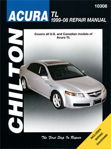 Acura TL 1999 - 08