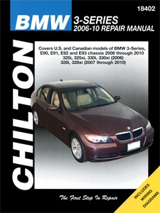 USA Chilton Car Manual, BMW 3-Series