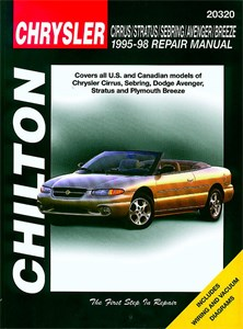 Haynes Reparationshandbok, Chrysler Stratus, Sebring, Chrysler Cirrus / Stratus / Sebring / Avenger / Breeze