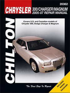 Haynes Reparationshandbok, Chrysler 300/Charger/Magnum
