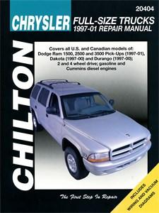 Dodge Pick-Ups 1997 - 01, Universal