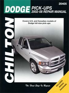 Dodge Pick-ups 2002 - 10