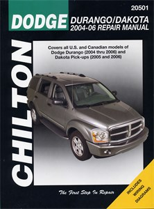 Dodge Durango & Dakota Pick-ups 2004 - 09, Universal