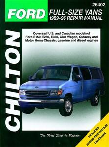 Haynes Reparationshandbok, Ford Vans