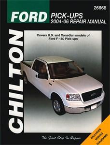 Haynes Reparationshandbok, Ford Pick-ups, Universal