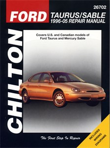 Haynes Reparationshandbok, Ford Taurus/Sable