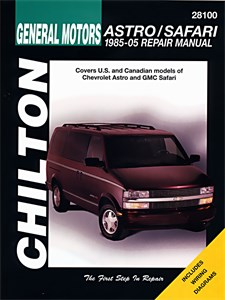 GM: Astro/Safari, Chevrolet Astro, GMC Safari