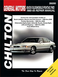 GM: Buick/Oldsmobile/Pontiac FWD 1985 - 07, Universal