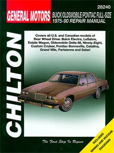 GM: Full-size Buick/Oldsmobile/Pontiac 1975 - 90, GM: Full-size Buick/Oldsmobile/ Pontiac