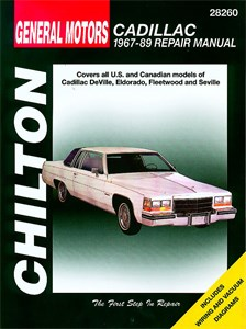Haynes Reparationshandbok, Cadillac