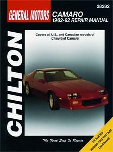Haynes Reparationshandbok, Chevrolet Camaro, Universal