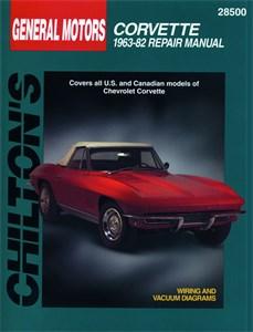 Haynes Reparationshandbok, Chevrolet Corvette, Universal
