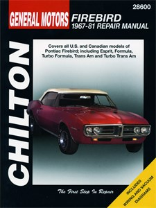 Pontiac Firebird 1967 - 84, Universal