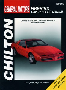 Pontiac Firebird 1982 - 93, Universal