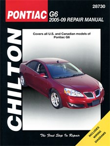 New Pontiac G6 2005 - 10, Universal