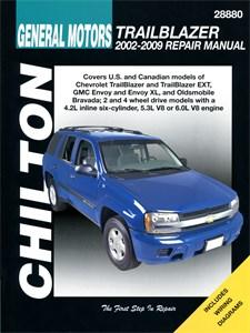 Haynes Reparationshandbok, Chevrolet Trailblazer