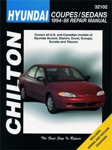 Haynes Reparationshandbok, Hyundai Coupes/Sedans