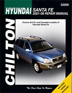 Haynes Reparationshandbok, Hyundai Santa Fe
