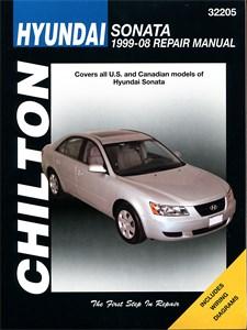 Haynes Reparationshandbok, Hyundai Sonata