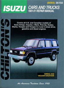 Isuzu Cars and Trucks 1981 - 91, Isuzu Cars & Trucks