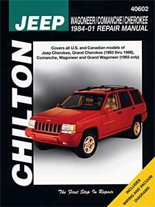 Haynes Reparationshandbok, Jeep Wagoneer/Comanche/Cherokee