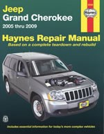 Haynes Reparationshandbok, Jeep Grand Cherokee