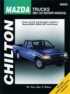 Haynes Reparationshandbok, Mazda Trucks