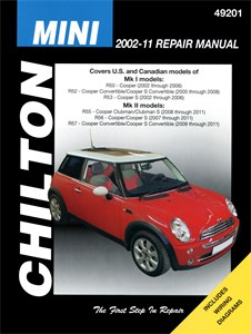 USA Chilton Car Manual, Mini
