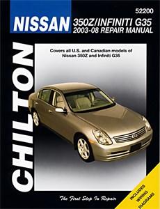 Haynes Reparationshandbok, Nissan 350Z & Infiniti G35
