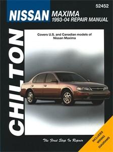 Haynes Reparationshandbok, Nissan Maxima