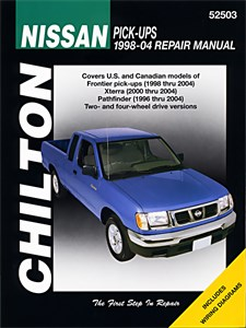 Haynes Reparationshandbok, Nissan Pick-ups, Universal