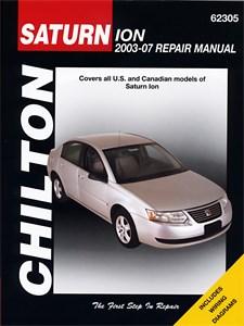 Saturn Ion 2003 - 09