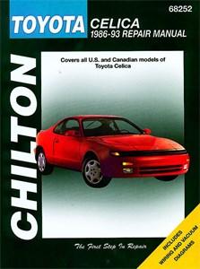Haynes Reparationshandbok, Toyota Celica, Universal