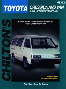 Haynes Reparationshandbok, Toyota Cressida & Van, Universal