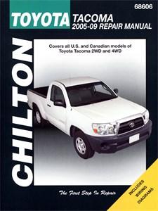Haynes Reparationshandbok, Toyota Tacoma, Universal