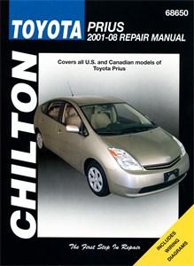 Haynes Reparationshandbok, Toyota Prius