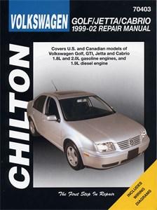 Haynes Reparationshandbok, VW Golf/Jetta/GTI