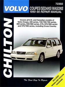 Haynes Reparationshandbok, Volvo Coupes/Sedans/Wagons, Universal
