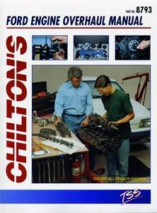 Haynes Reparationshandbok, Ford V8 Engine Overhaul Manual