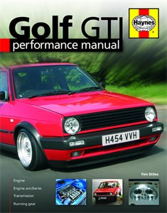 Haynes Reparationshandbok, Golf GTI Performance Manual, Universal