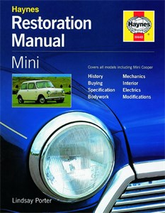 Mini Restoration Manual (2nd Edition), Universal