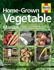 Home-Grown Vegetable Manual