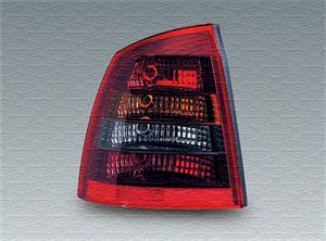 Bulb Holder, combination rearlight, Left rear