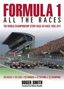 Bildel: Formula 1: All the Races.The World Championship race-by-race, Universal