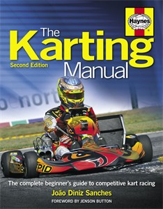 Karting Manual (2nd Ed), beginner's guide, Universal