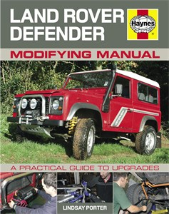 Land Rover Defender Modifying Manual, Universal