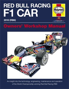 Red Bull Racing F1 Car Manual, Universal