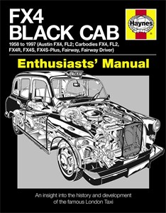 FX4 Black Cab Manual, FX4 Black Cab Manual. An insight into