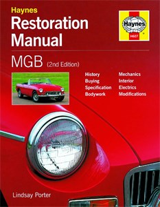 MGB Restoration Manual (2nd Edition)