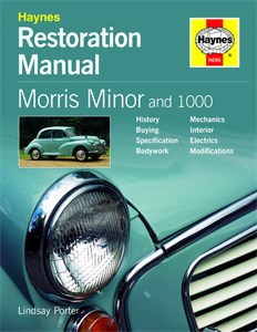 Morris Minor and 1000 Restoration Manual